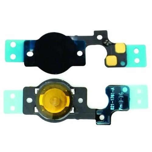 Cabo Flex iPhone 5C A1456 A1507 A1516 A1529 A1532 Botão Home