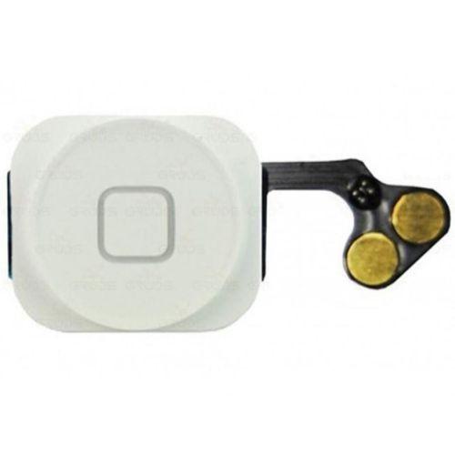 Cabo Flex iPhone 5G A1428 A1429 A1442 Botão Menu Home Branco