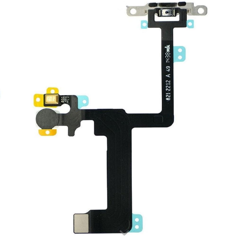 Cabo Flex iPhone 6 Plus A1522 A1524 A1593 Power Microfone Flash