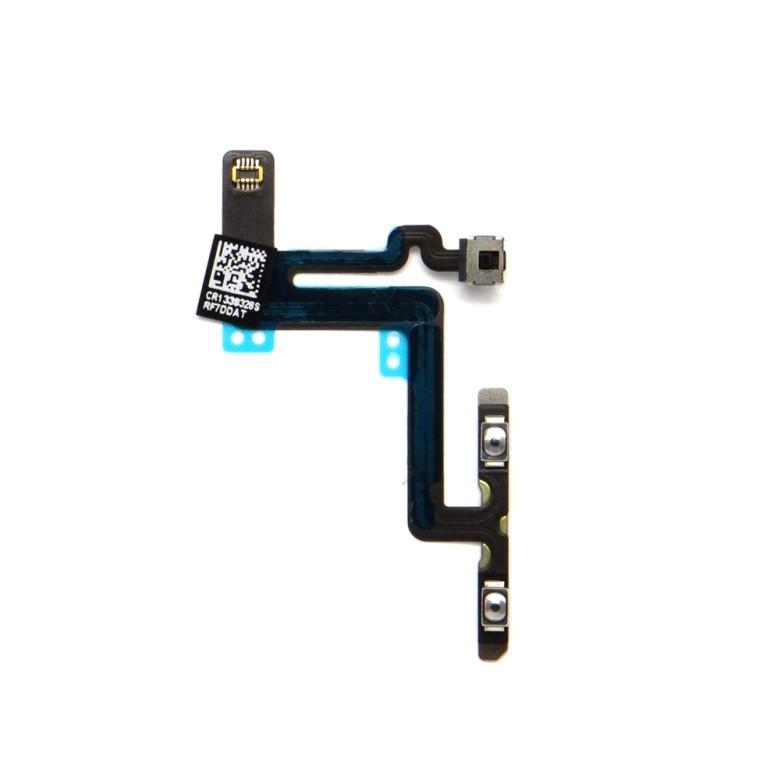 Cabo Flex iPhone 6S Plus Botão Volume e Chave Mute