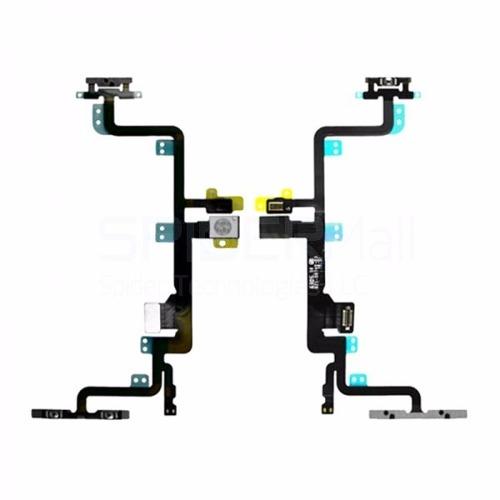 Cabo Flex iPhone 7 Plus Botão Volume e Power
