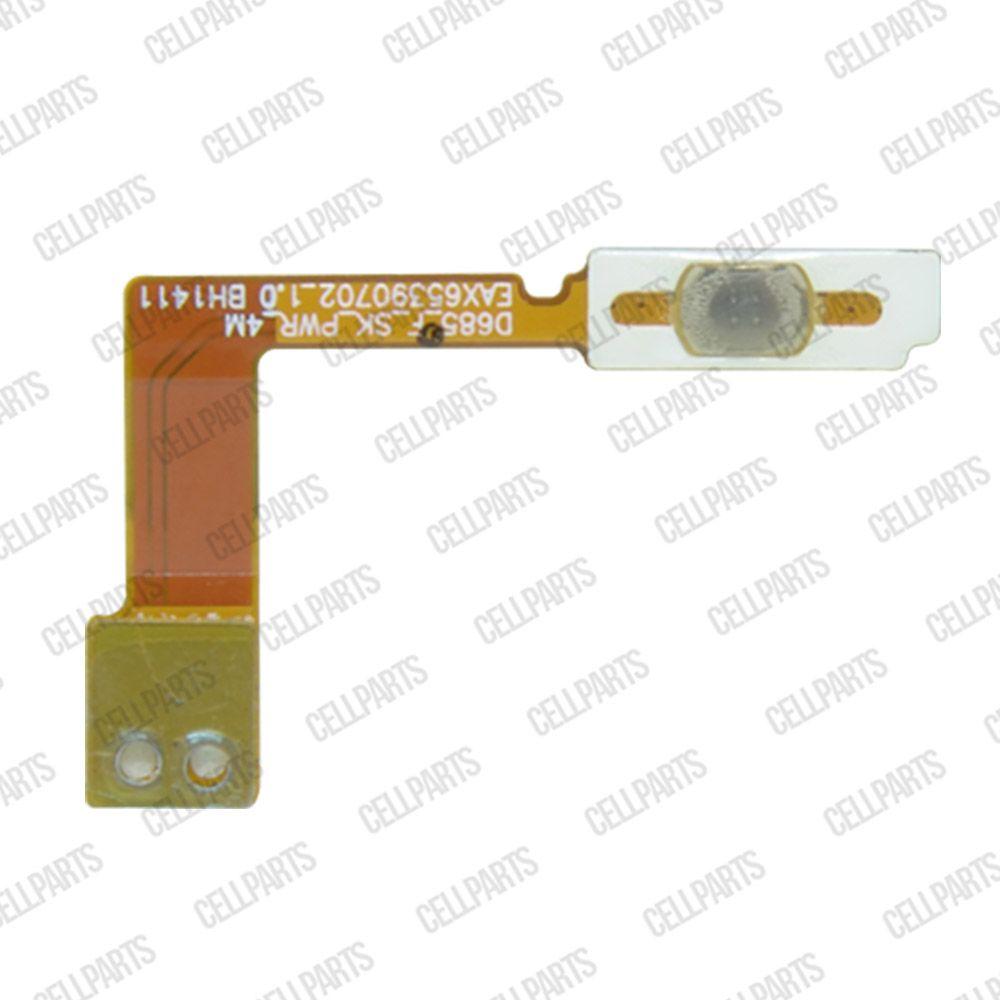 Cabo Flex LG D685 G Pro Lite Botão Power