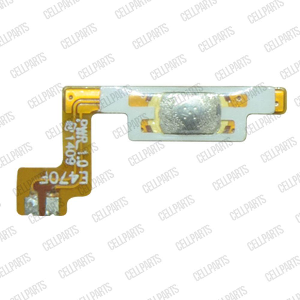 Cabo Flex LG E465 E467 E470 Botão Power