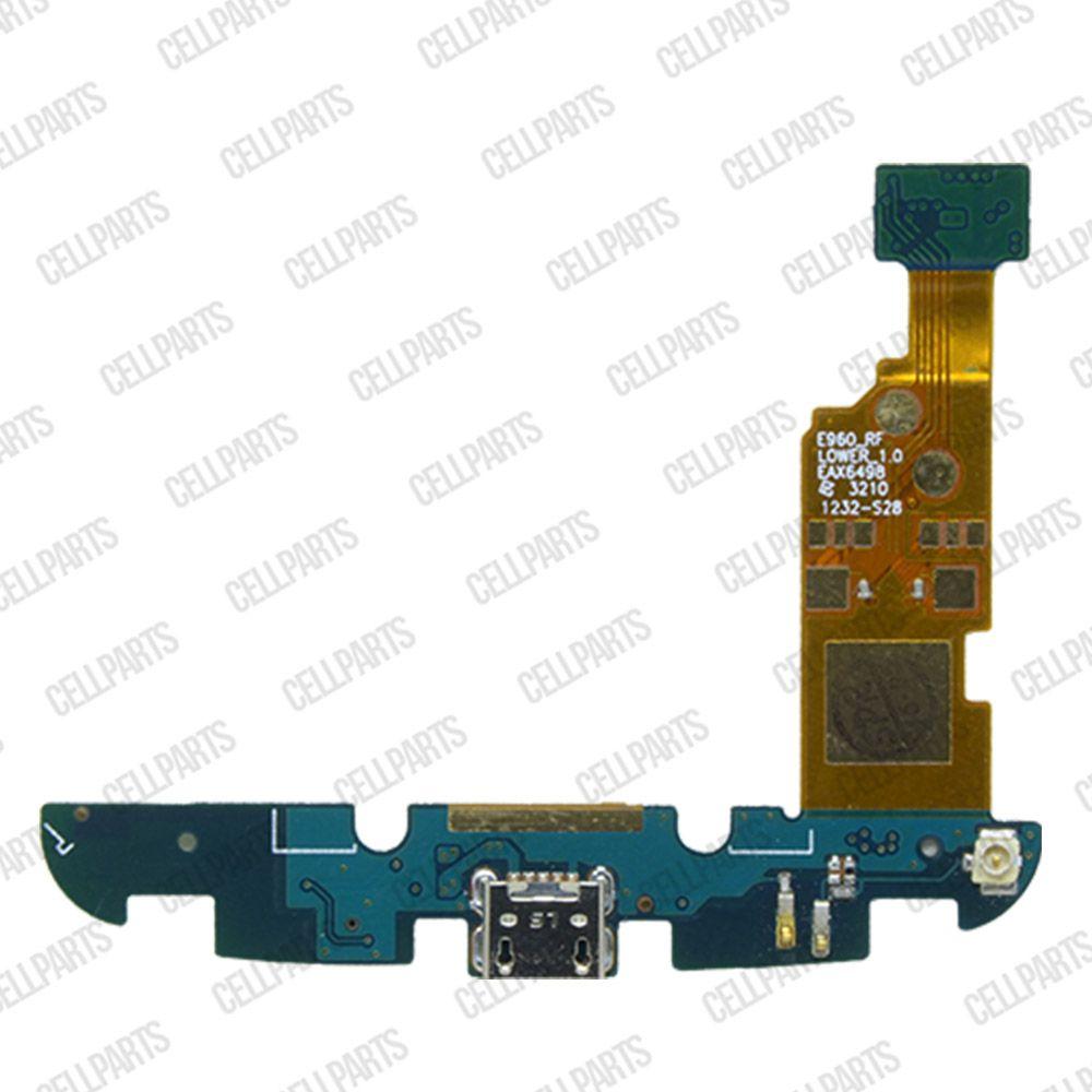 Cabo Flex LG E960 Nexus 4 Conector Carga e Microfone