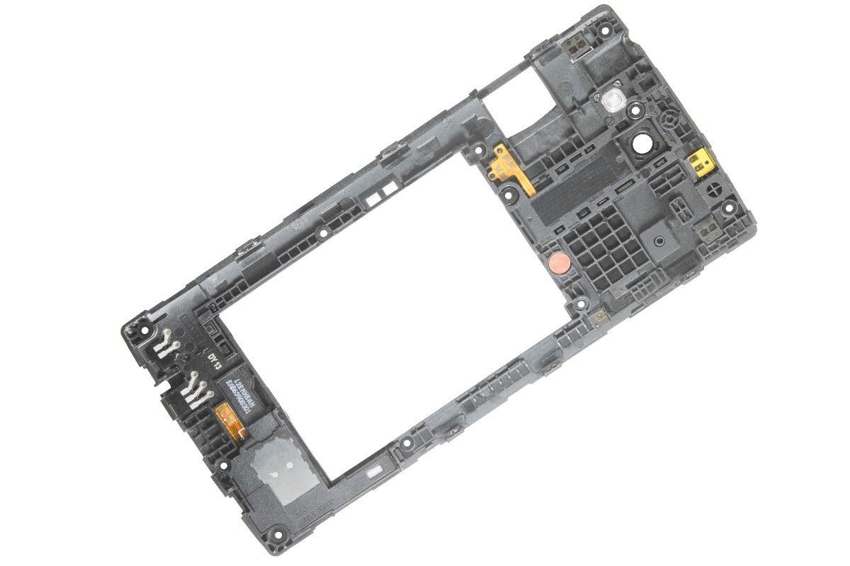 Cabo Flex LG H522 H500f Prime Botão Power Com Frame Completo
