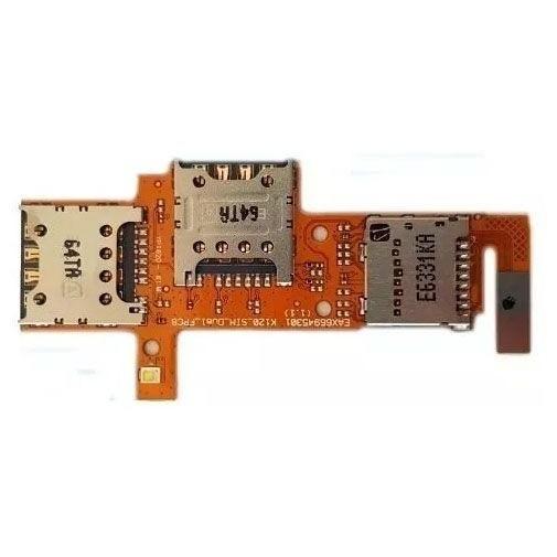 Cabo Flex LG K130 K4 Sim Card