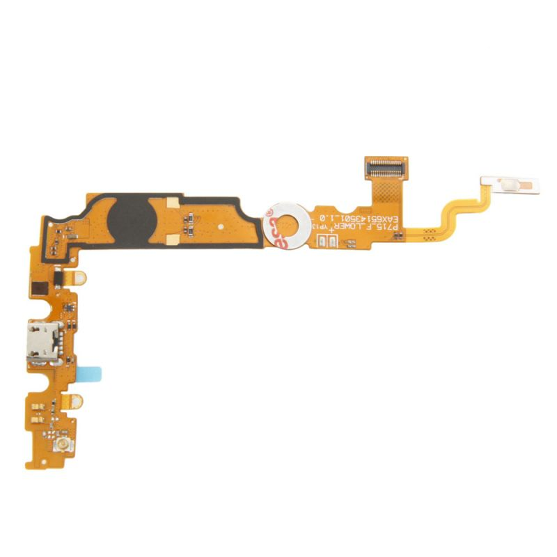 Cabo Flex LG P715 P716 L7 Conector Carga e Microfone