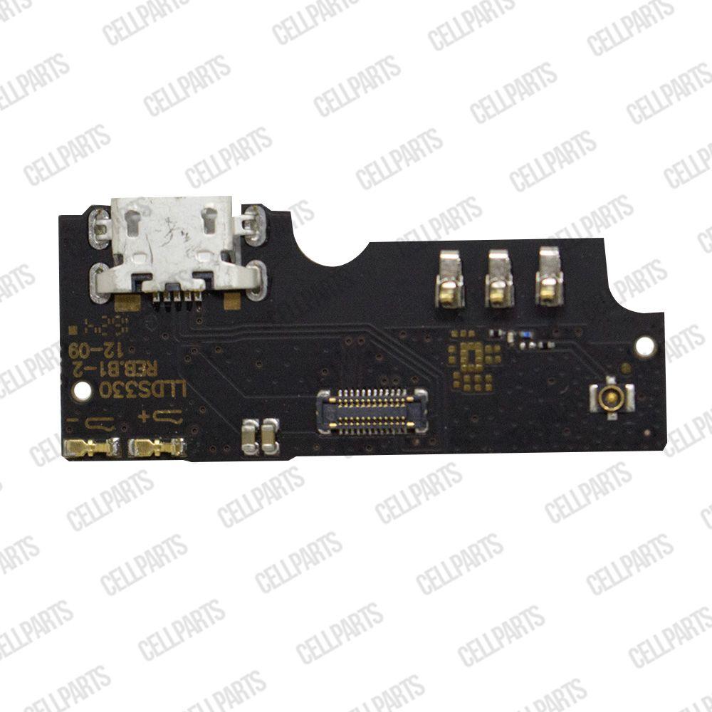 Cabo Flex Motorola Moto E3 XT1700 Conector Carga