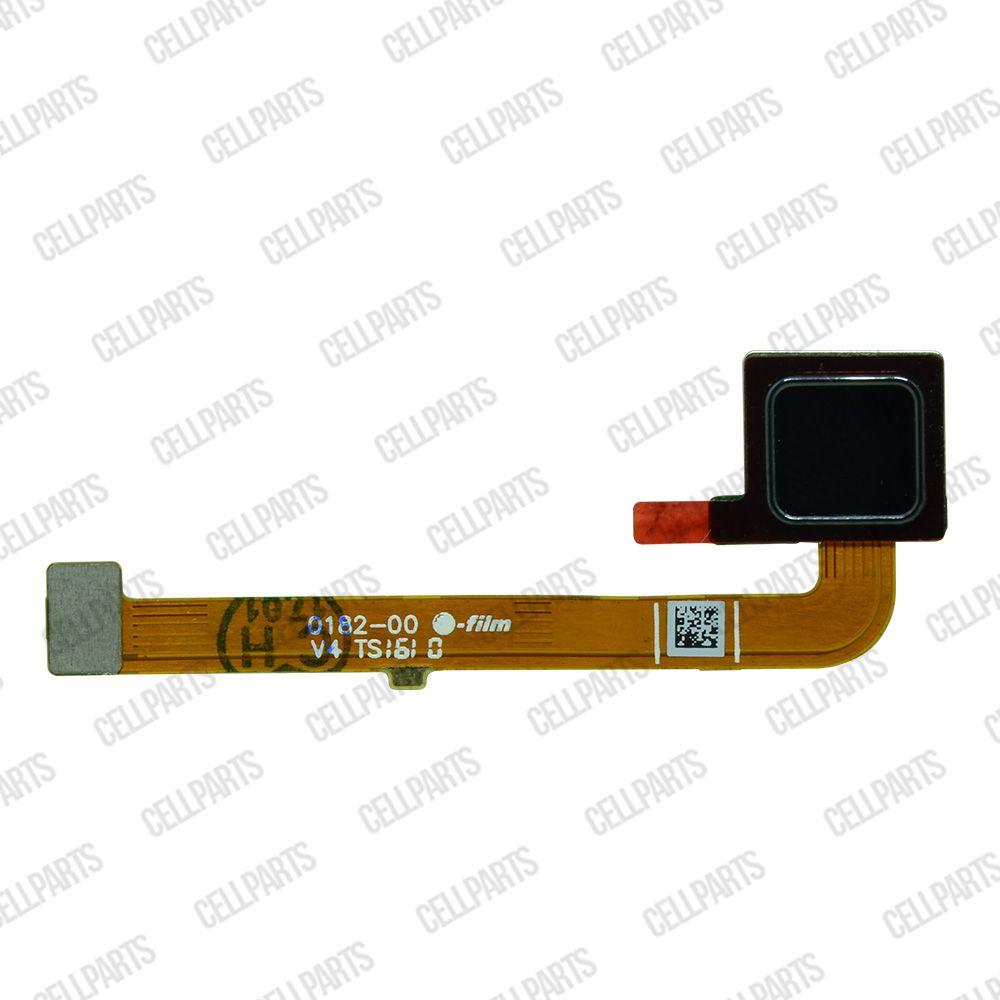 Cabo Flex Motorola Moto G4 Plus XT1626 XT1640 XT1642 Botão Menu Home Preto