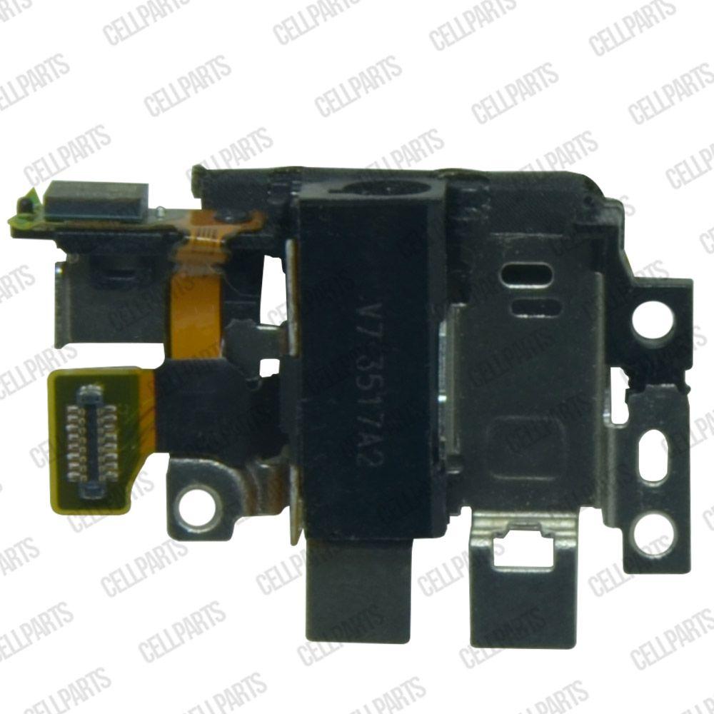 Cabo Flex Nokia Lumia 1020 Conector Fone P2 e Microfone