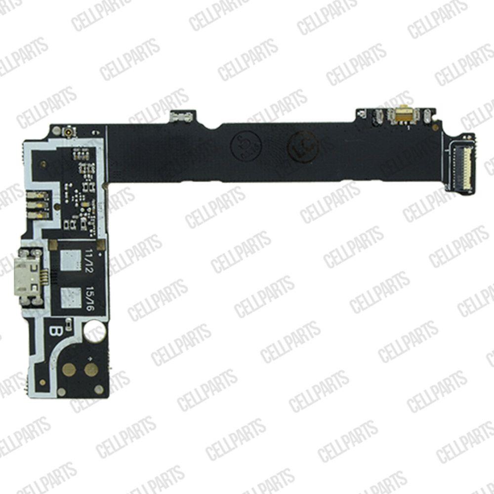Cabo Flex Nokia Lumia 535 Conector Carga e Microfone