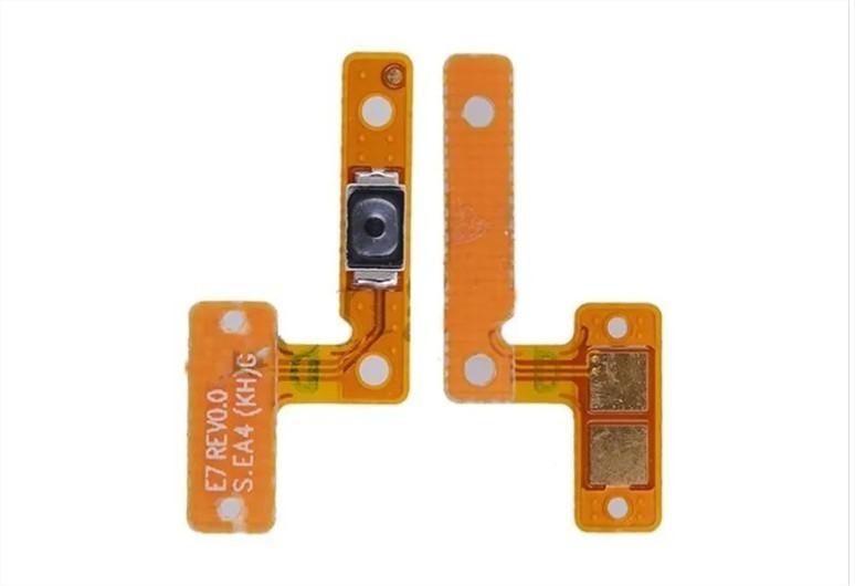 Cabo Flex Samsung E500 E5 / E700 E7 Botão Power