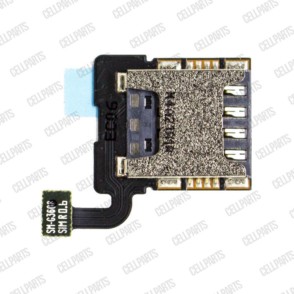Cabo Flex Samsung G360 G3608 Sim Card
