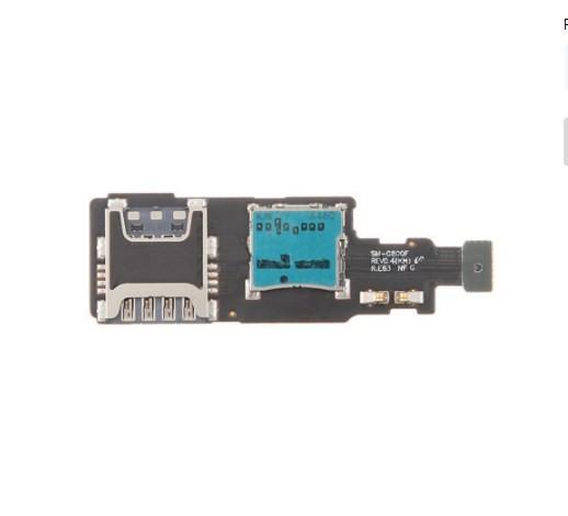 Cabo Flex Samsung G800 S5 Mini Leitor Sim Card