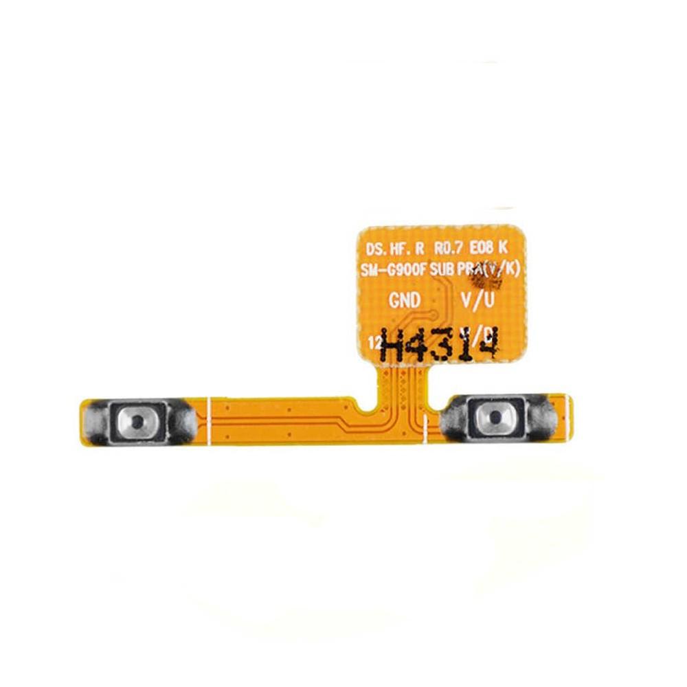 Cabo Flex Samsung G900 i9600 S5 Botão Volume