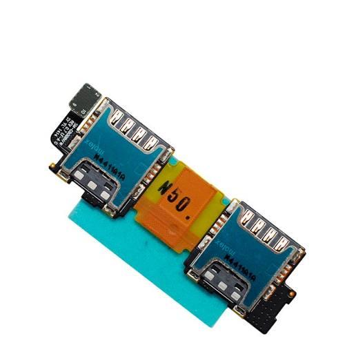 Cabo Flex Samsung G900 i9600 S5 Leitor Sim Card