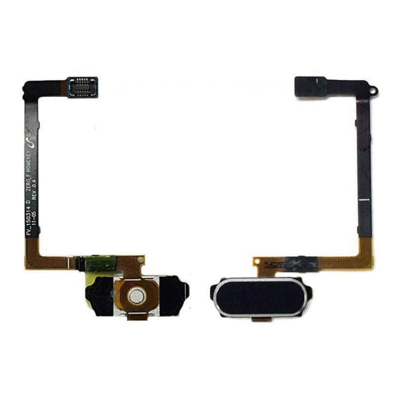 Cabo Flex Samsung G920 S6 Botão Menu Home Preto