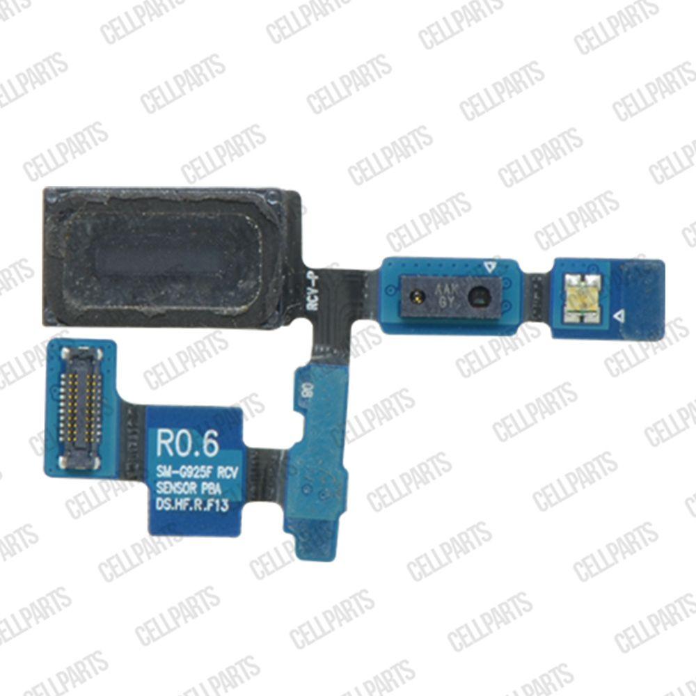 Cabo Flex Samsung G925 S6 Edge Alto Falante e Sensor Proximidade