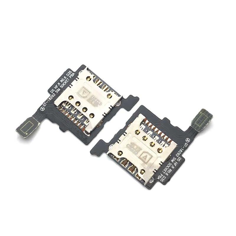 Cabo Flex Samsung i8262 S3 Duos Leitor Sim Card