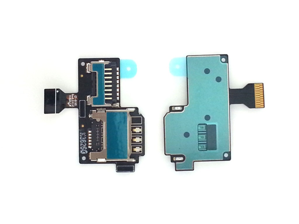 Cabo Flex Samsung i9190 i9192 i9195 S4 Mini Leitor Sim Card