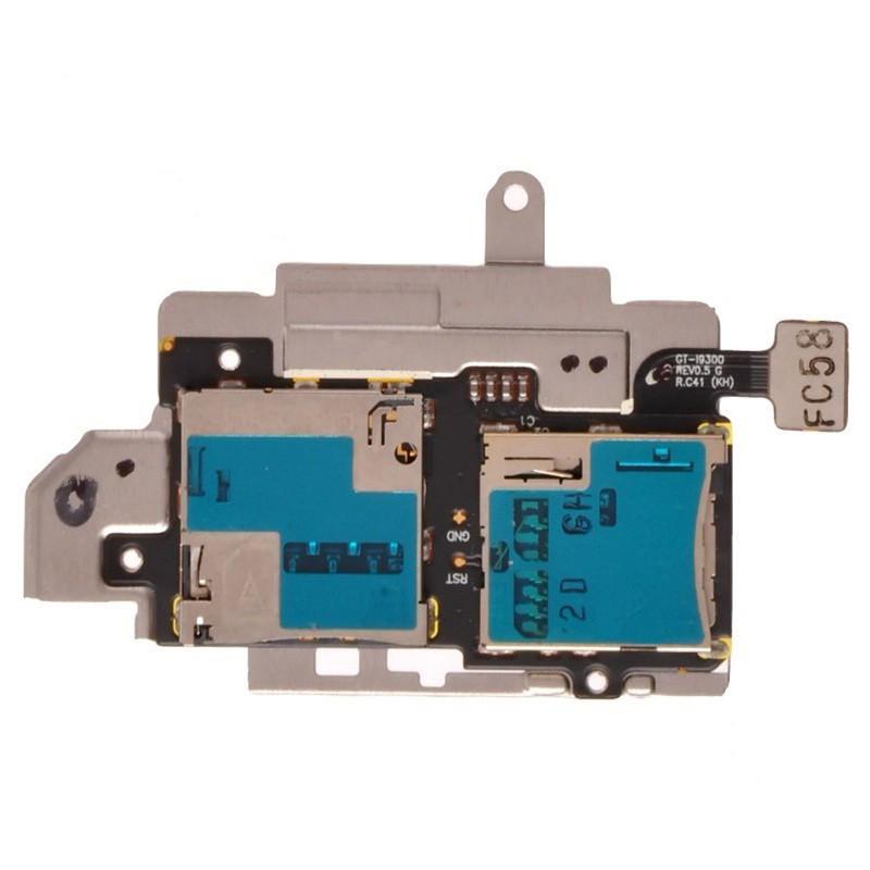 Cabo Flex Samsung i9300 S3 Leitor Sim Card
