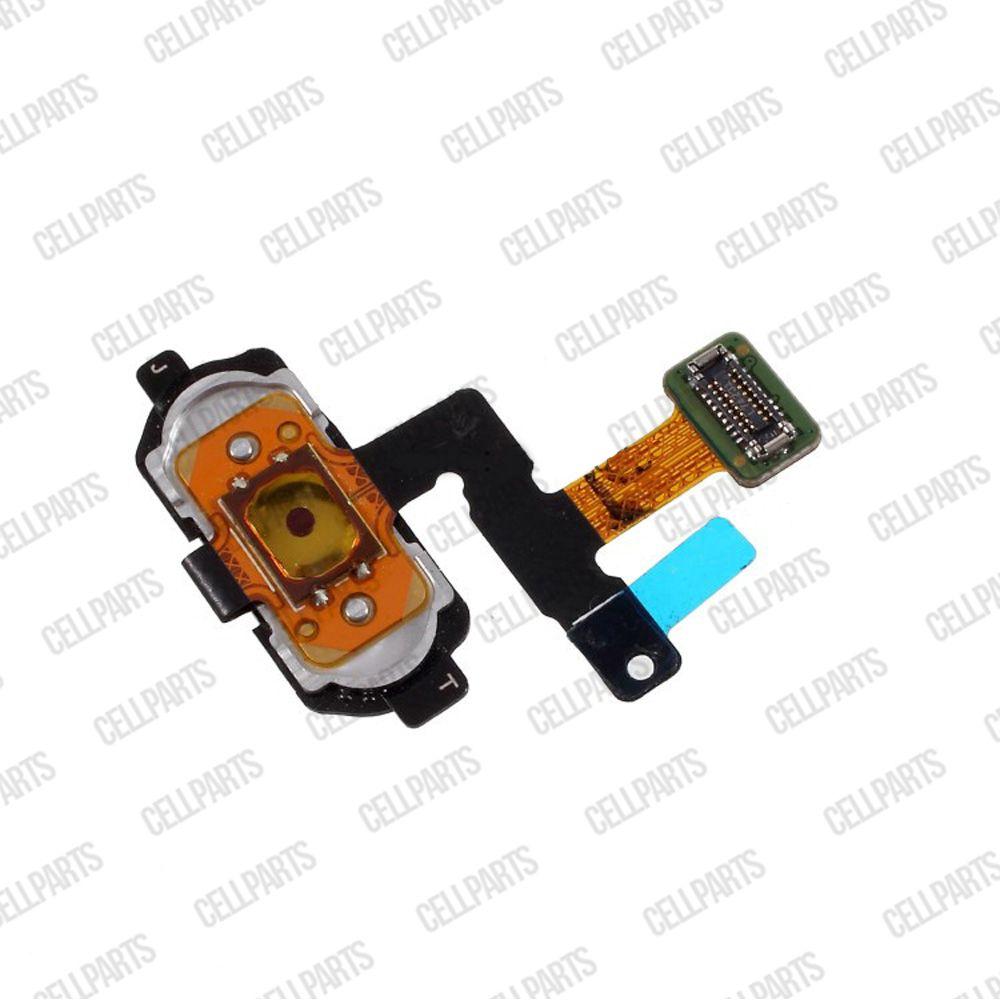 Cabo Flex Samsung J530 J5 Pro / J730 J7 pro Botao Home Dourado