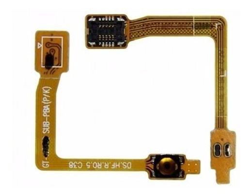 Cabo Flex Samsung N7100 Note 2 Botão Power