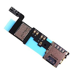 Cabo Flex Samsung N910 Note 4 Leitor Sim Card / Memoria