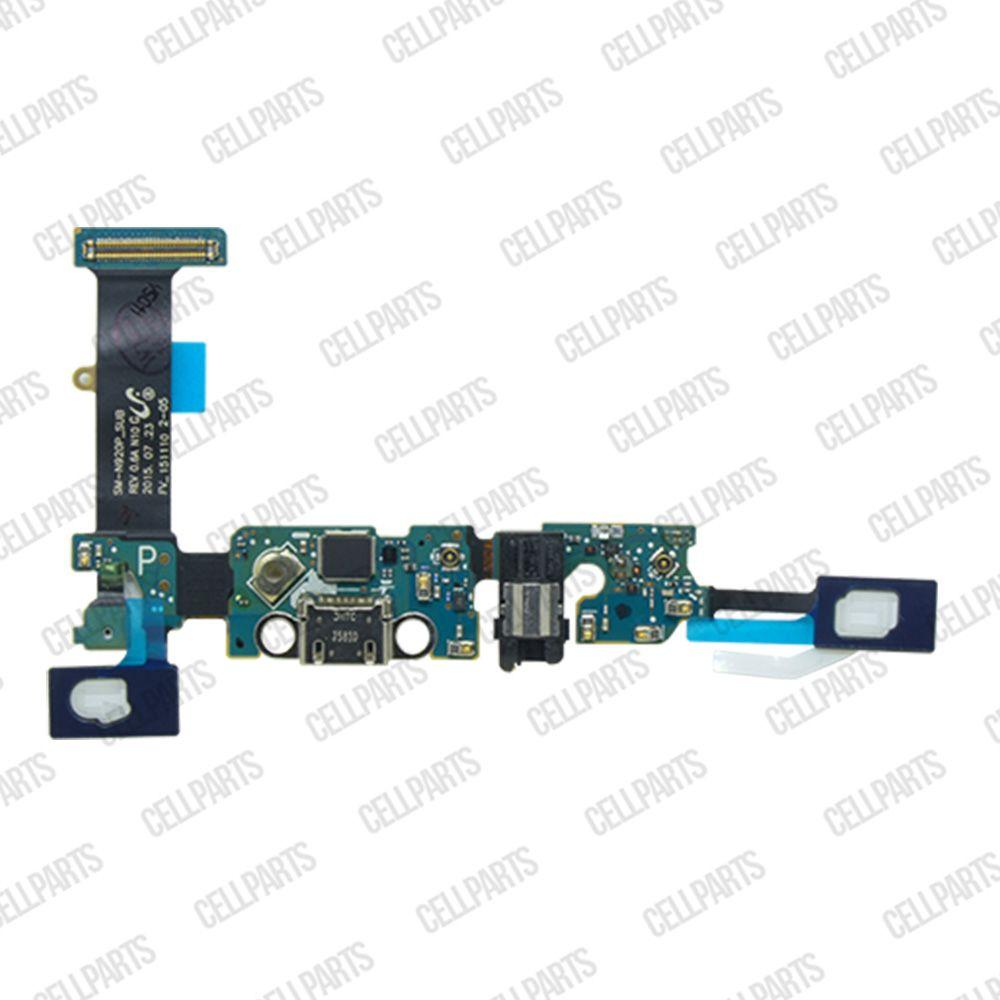 Cabo Flex Samsung N920 Note 5 Conector Carga e Microfone