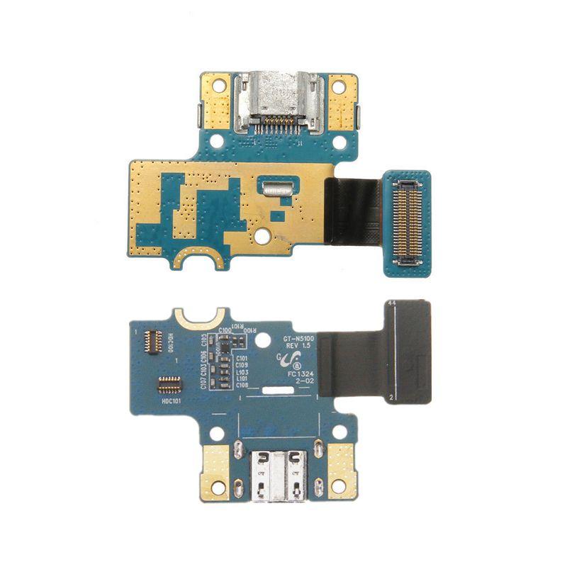 Cabo Flex Samsung Note 8 N5100 N5110 Conector Carga