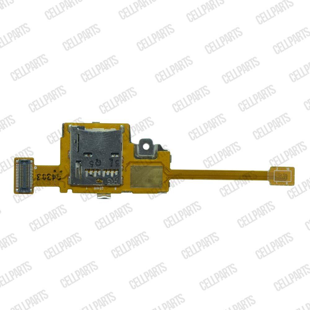 Cabo Flex Samsung Note Pro 12.2 P900 P901 P905 Leitor Sim Card