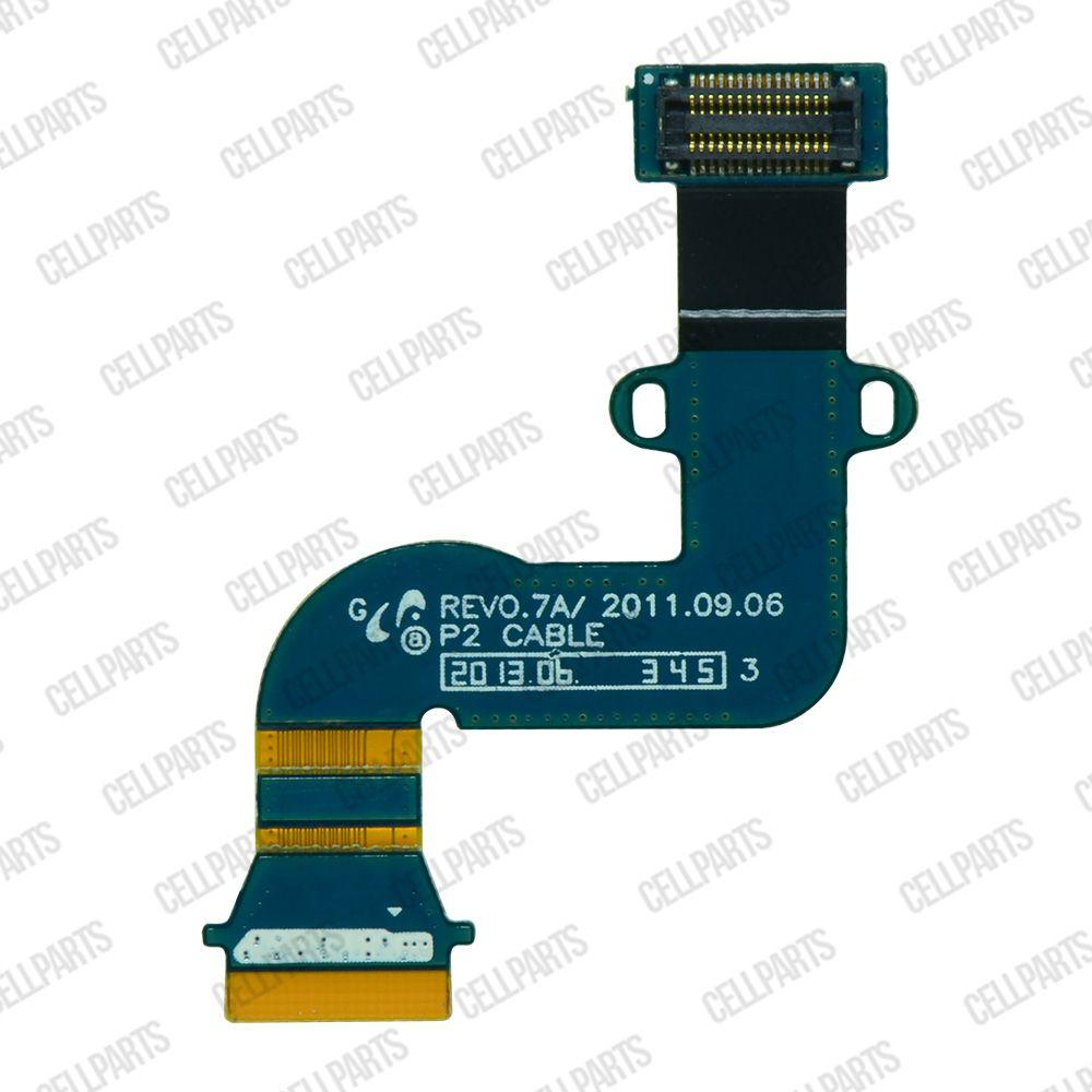 Cabo Flex Samsung P3100 P3110 P6200 P6210 LCD Flex