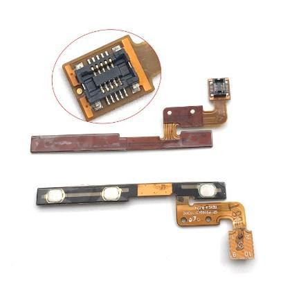 Cabo Flex Samsung P3100 P3110 Tab 2 Botão Power e Volume