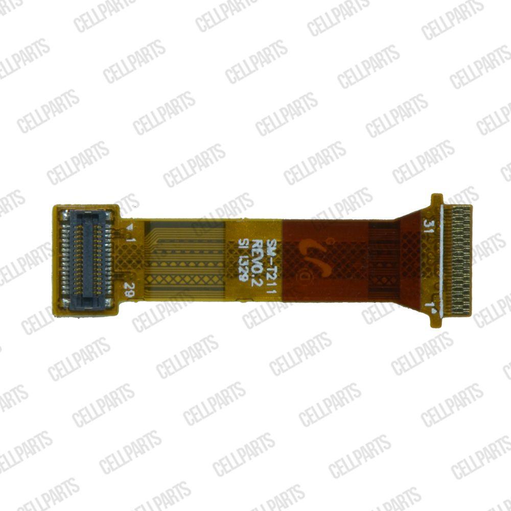Cabo Flex Samsung P3200 P3210 P3220 T210 T211 LCD Flex