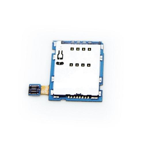 Cabo Flex Samsung P7500 P7510 Leitor Sim Card