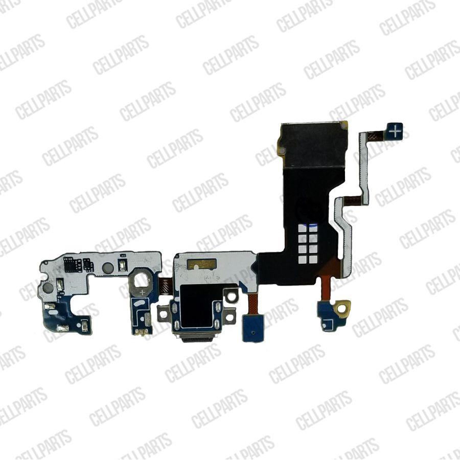Placa Conector Carga / Microfone Samsung S9 Plus G965F