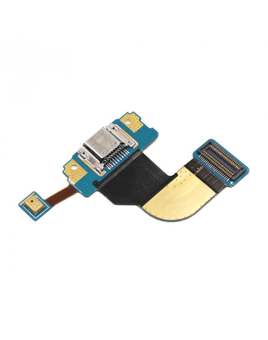 Cabo Flex Samsung T311 Conector Carga e Microfone