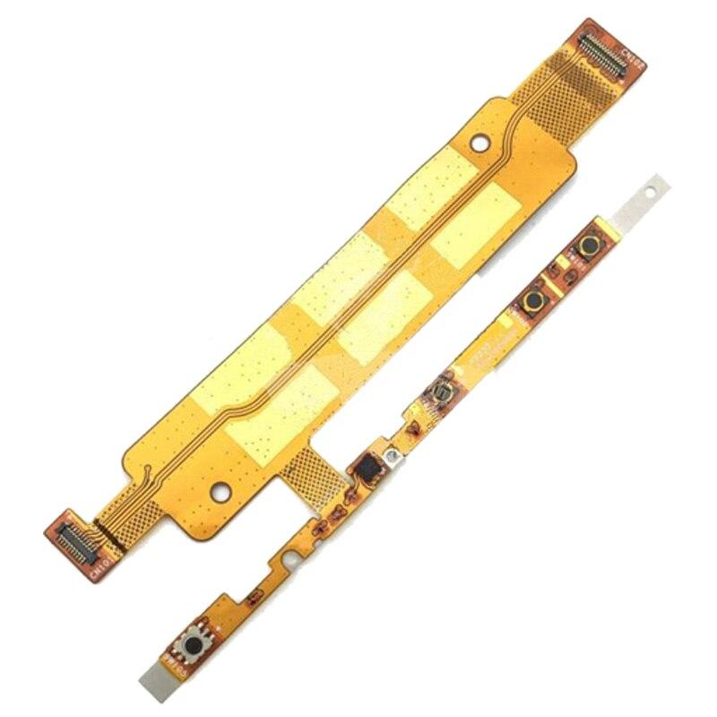 Cabo Flex Sony Xperia M4 Aqua E2333 E2303 Botão Power e Volume