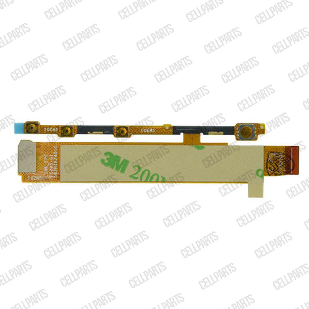 Cabo Flex Sony Xperia M C1904 C2004 Botão Power e Volume