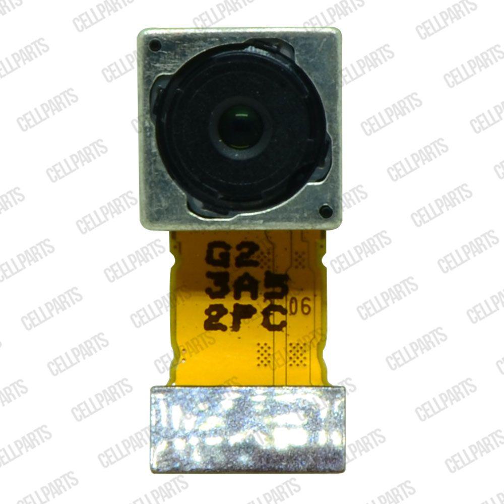 Cabo Flex Sony Xperia Z1 C6903 C6906 C6943 Camera Traseira
