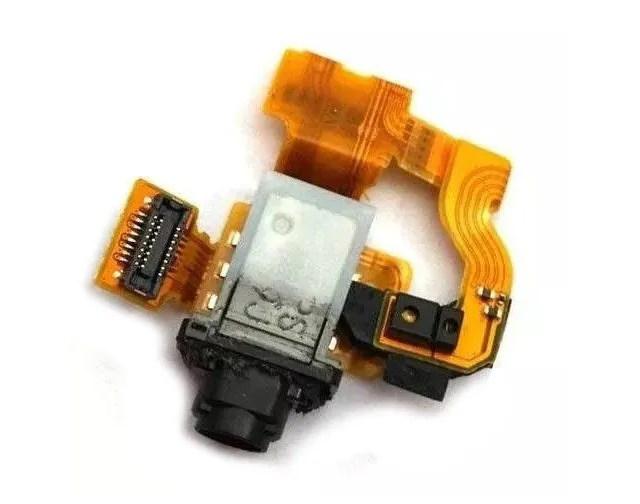 Cabo Flex Sony Xperia Z1 Compact Mini D5503 Conector Fone P2 e Sensor Proximidade