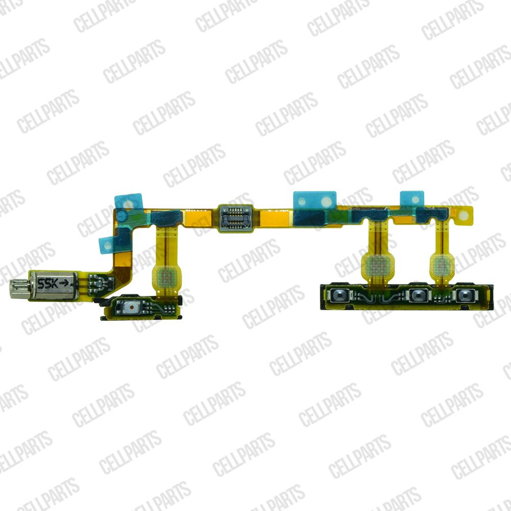 Cabo Flex Sony Xperia Z3 Compact Mini D5803 D5833 Botões Power e Volume