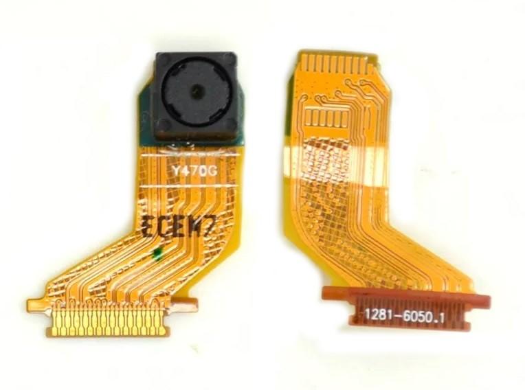 Cabo Flex Sony Xperia Z3 D6633 D6653 D6643 Camera Frontal