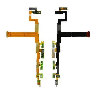 Cabo Flex Sony Xperia Z5 Compact E5803 E5823 Power Volume Sensor e Vibra