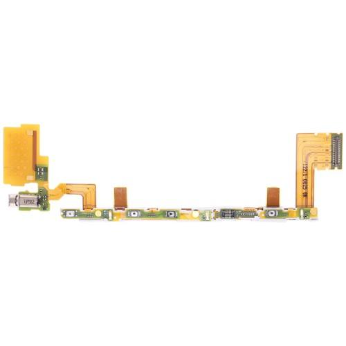 Cabo Flex Sony Xperia Z5 E6603 E6633 E6653 E6683 Botão Power Volume