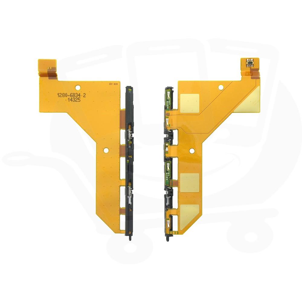 Cabo Flex Xperia Z3 D6643 D6633 Conector Carga Magnetico