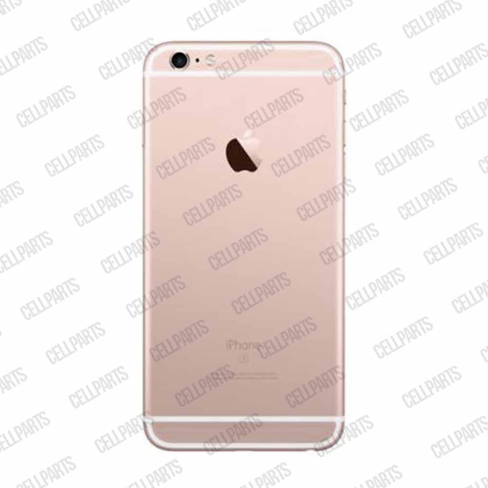 Carcaça Iphone 6s Plus Rosa - Completa com flex