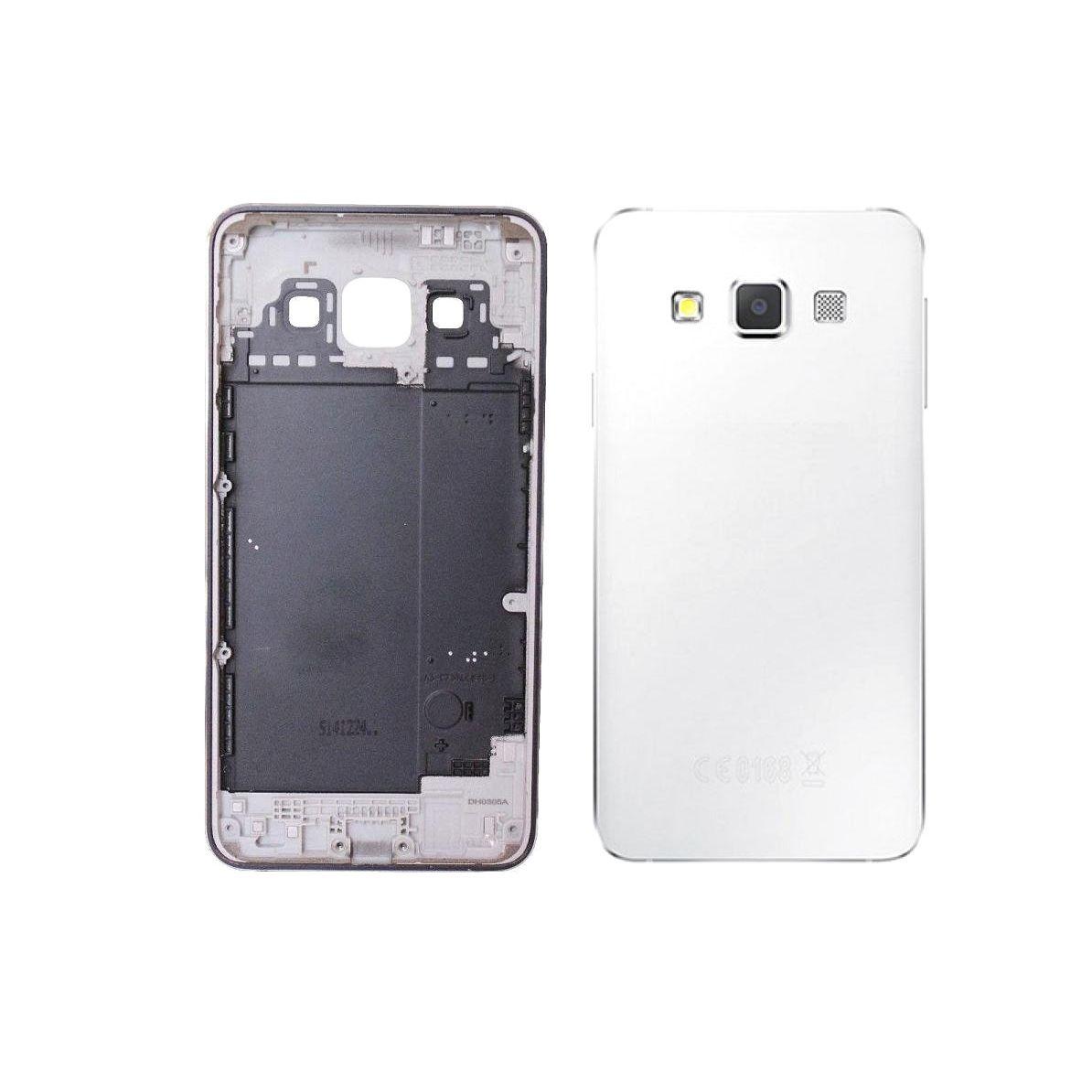 Carcaça Traseira Samsung A700 A7 Branco