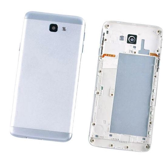 Carcaça Traseira Samsung G570 J5 Prime Prata