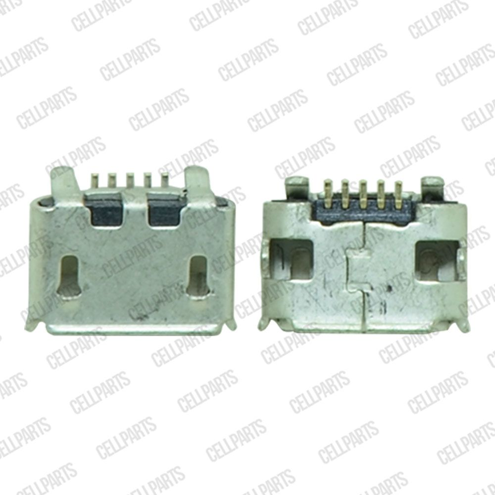 Conector Carga Tablets e Celulares V8 5 Terminais Mod 01